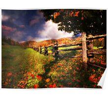 Autumn Awakening Poster