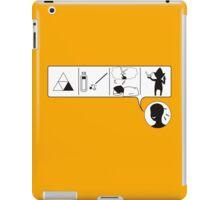 CMDR iPad Case/Skin