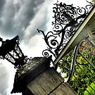 Gate in Bernried by ©The Creative  Minds