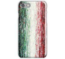 Italian Flag iPhone Case/Skin