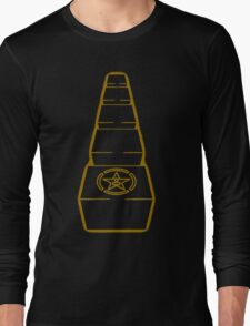 Tower of Pimps (Justice Style) Long Sleeve T-Shirt