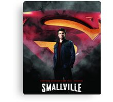 Smallville Best TV Series Canvas Print