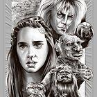 Labyrinth Fan Art by quigonjim