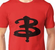 Buffy black Unisex T-Shirt