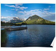 Vermilion Lakes 2 Poster