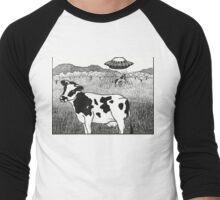 Alien Abduction Men's Baseball ¾ T-Shirt