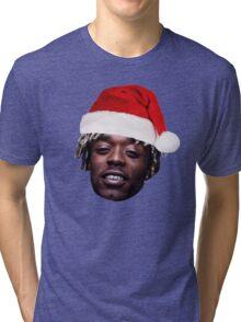 Lil Uzi Vert Santa Tri-blend T-Shirt