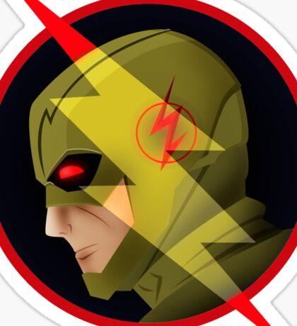 Reverse Flash Sticker