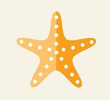 Nautical - Starfish by martinestella