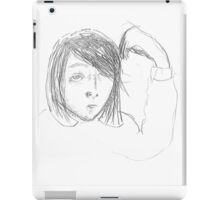 Sofie Scholl iPad Case/Skin