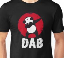 DAB PANDA keep calm and dab dabber dance football touch down Unisex T-Shirt