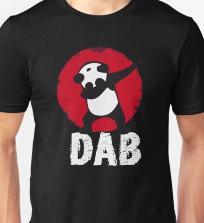 DAB PANDA keep calm and dab dabber dance football touch down Unisex T-Shirt