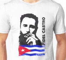 Fidel castro cuba revolution tod gedenken Unisex T-Shirt