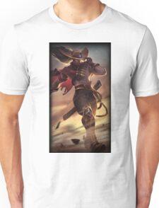 High Noon Yasuo - League Of Legends Unisex T-Shirt