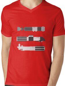 OT Star Wars Lightsaber Trio Mens V-Neck T-Shirt