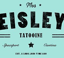 Mos Eisley 1 by davidlichtneker