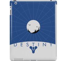 Minimalist Destiny Poster iPad Case/Skin