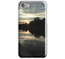 Sunset in Washington D.C. iPhone Case/Skin