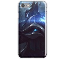 Championship Zed - League Of Legends iPhone Case/Skin