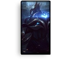 Championship Zed - League Of Legends Canvas Print