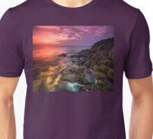 Giant's Causeway  Co Antrim  Northern Ireland Unisex T-Shirt