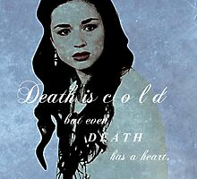 death is cold. by fifi-wonderland