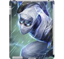 Shockblade Zed - League Of Legends iPad Case/Skin