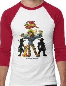 Jak & Daxter Trilogy  Men's Baseball ¾ T-Shirt
