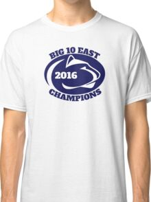 Penn State Football Big Ten East Champions Classic T-Shirt