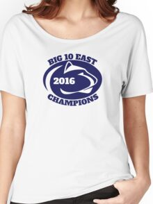 Penn State Football Big Ten East Champions Women's Relaxed Fit T-Shirt