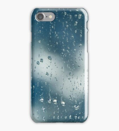 A rainy day iPhone Case/Skin