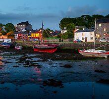 Kinvara  Co Galway  Ireland by Zdrojewski