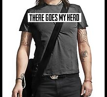 Dave Grohl - There Goes My Hero by LouiseMCR9