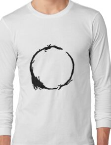 Arrival Movie Circle Language 4 Long Sleeve T-Shirt
