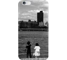 Our First Date iPhone Case/Skin