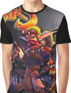 Jak 3 Dark Maker  Graphic T-Shirt