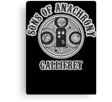 Sons of Anachrony Canvas Print
