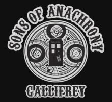 Sons of Anachrony by ToruandMidori