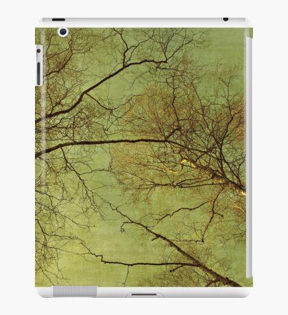 Nature's veins iPad Case/Skin