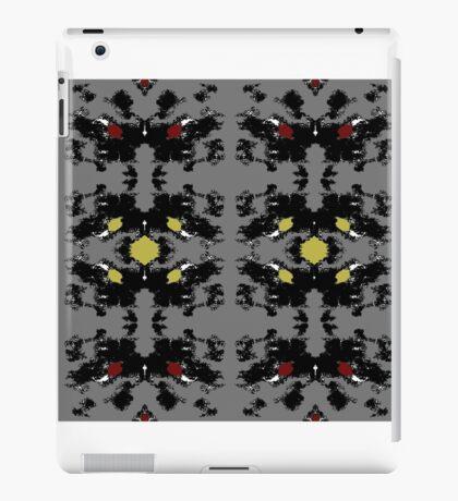 Colour Pop Print iPad Case/Skin