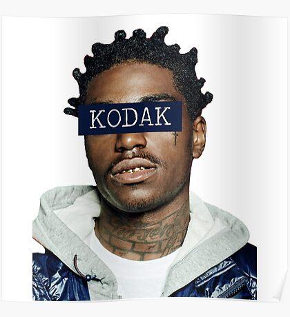 KODAK BLACK - KODAK Poster