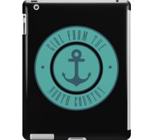 Girl from the North Country iPad Case/Skin