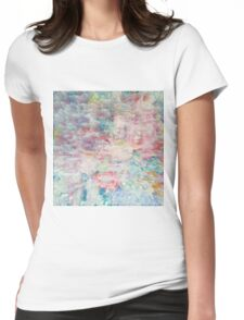 Abstract pattern 101 Womens Fitted T-Shirt