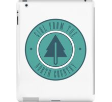 Girl from the North Country Fair iPad Case/Skin