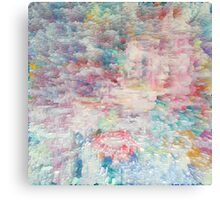 Abstract pattern 101 Canvas Print