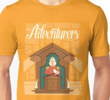 The Adventurer's Club - Colonel Critchlow Suchbench Unisex T-Shirt