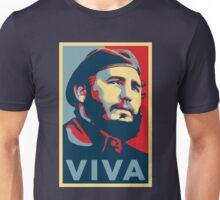 Viva Fidel Castro Unisex T-Shirt