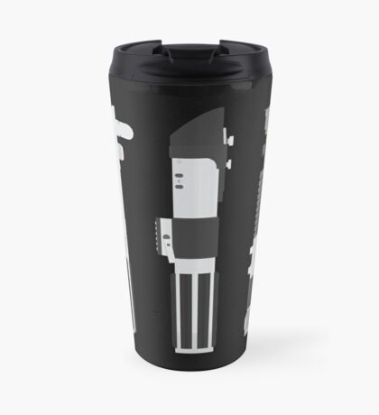 OT Star Wars Trilogy Lightsabers Travel Mug Travel Mug