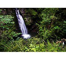 Amazing Waterfall - Travel Photography Photographic Print