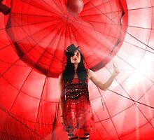 Ballooning by Cliff Vestergaard